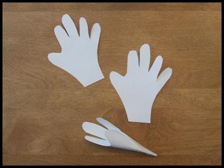 2-HandprintEasterLiliescraft